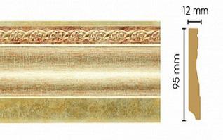 Плинтус напольный T933014