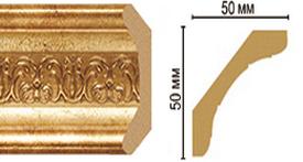 Потолочный плинтус (карниз) T126003