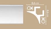 Потолочный профиль AR07