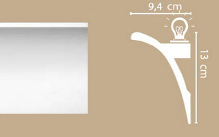 Потолочный профиль AR10